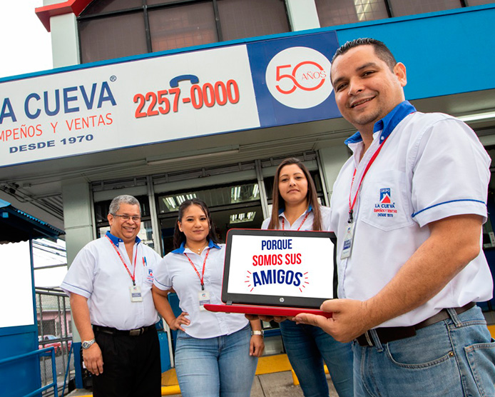 Empeños Costa Rica